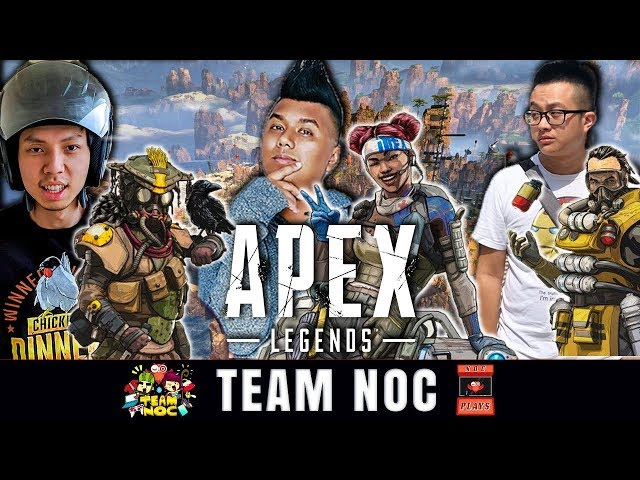 Apex Legends | Getting into top 2 with 60 damage!