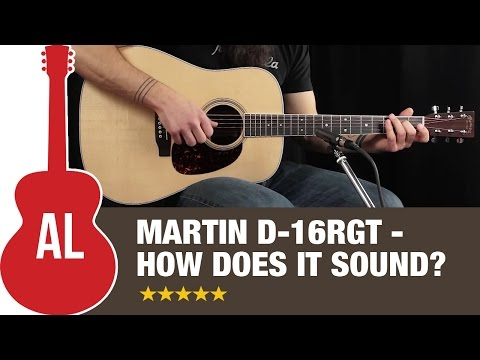 Martin D-16RGT Review