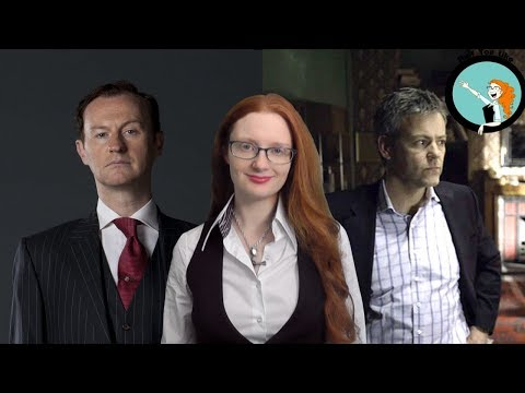 Mycroft & Lestrade vs Pudgy and Homely | Feat. TBelle | Stuff You Like 16