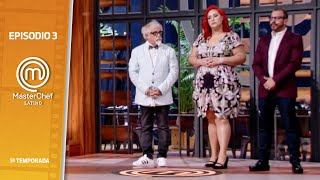Episodio #3 | MasterChef Latino