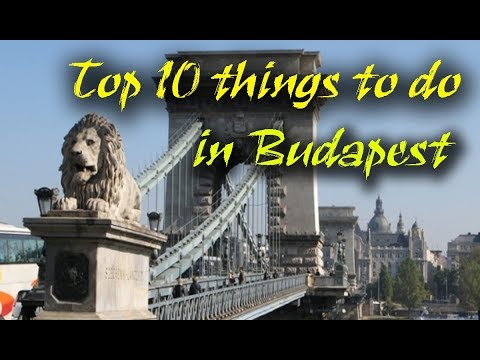 Top 10 things to do In Budapest, Hungery || Amazing Facts and Myths