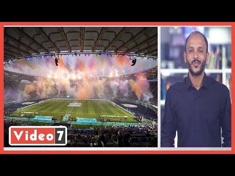 يورو 2020 | إيطاليا تفتتح البطولة بثلاثية ضد تركيا.. ومفاجأة تحكيمية في اليوم الأول  - 01:54-2021 / 6 / 12
