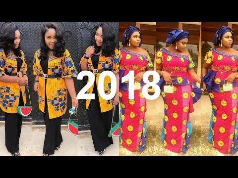 2018 Latest Ankara Designs : Lovely Collection of Ankara Design for African Ladies