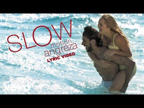 Bhaag Milkha Bhaag - Farhan Akhtar | Slow Motion Angreza Lyric