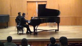 Preludios del Bicentenario (2010): 4.Guerrero - Carlos Islas Arias .Héctor Ceballos Valencia, Piano