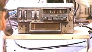 Barry's 8 Track Repair - 1969 Blackface Chrysler AM-8 Track with All Conversion Options