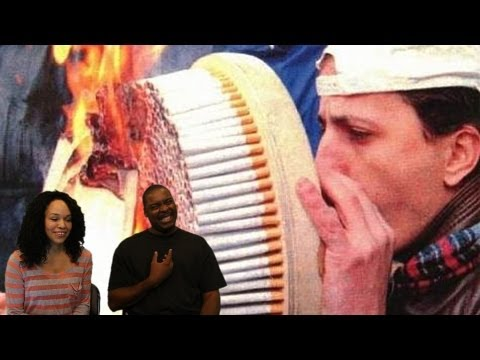 Worst Cigarette Addict Ever! ★DSVL★ (David Spates)