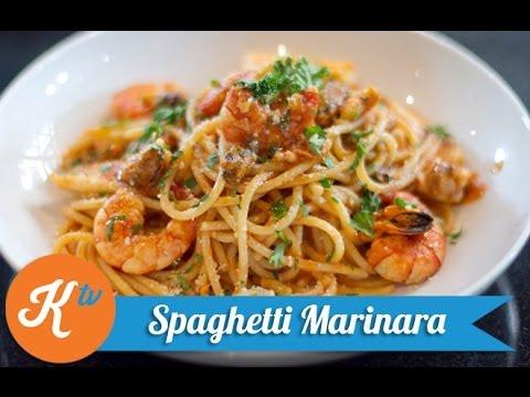 Cara Membuat Spaghetti Marinara | STANLEY MARCELLIUS