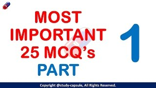 TIPS AND TRICKS TO REMEMBER MOST IMP MCQ'S(CURRECT AFFAIRS), PART 1!! - Study Capsule