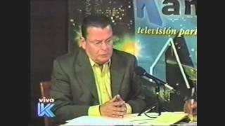 Caso Escobar TV ENTREVISTA