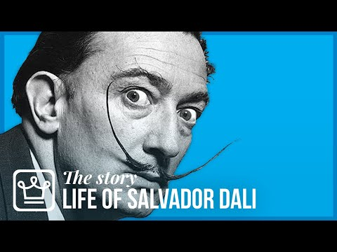 The Fascinating Life of Salvador Dali