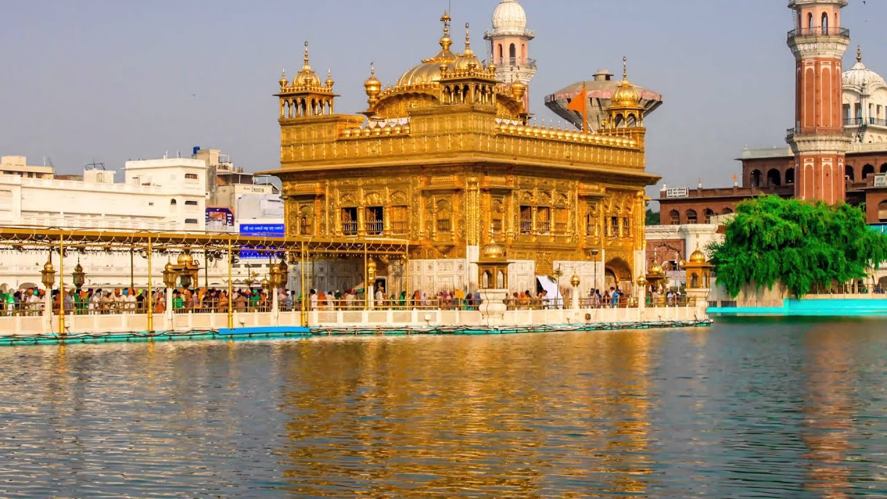 Golden temple hyperlapse timelapse hd 4k youtube - Golden temple images hd download ...