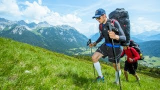 The Start of the Ultimate Adventure - Red Bull X-Alps 2013