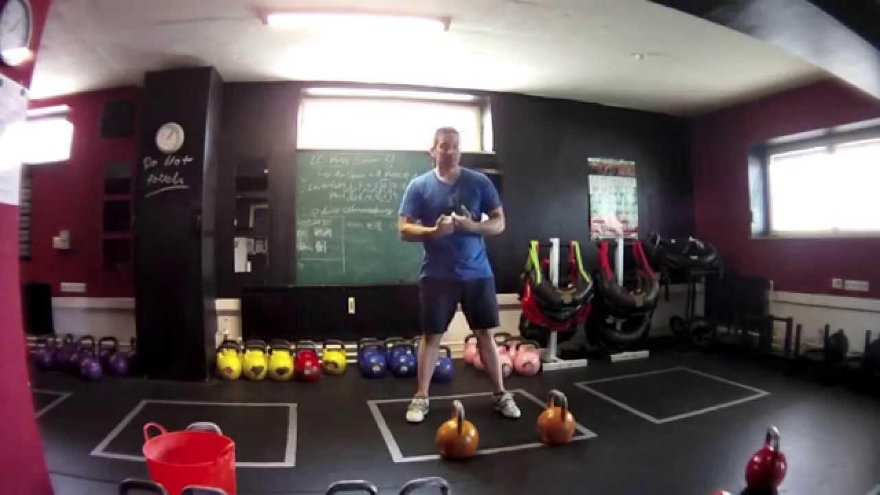 Kettlebell für Olympisches Gewichtheben
