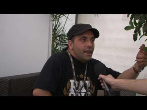 Interview de Ramón Giménez (Ojos de Brujo) - 3ème partie - Festi'neuch 2010