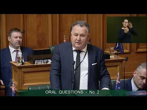 Question 2 - Clayton Mitchell to the Minister for Infrastructure
