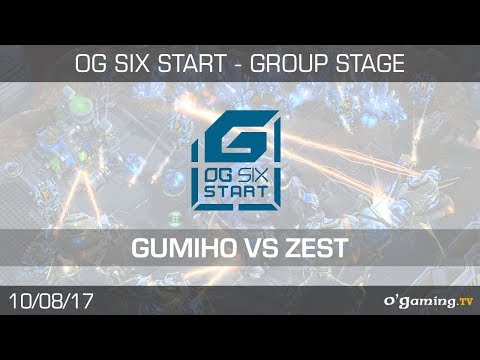 Innovation vs Solar - OG6START - Starcraft 2 - Groupe B -  Winner Match