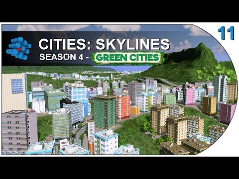 Cities:Skylines - Green Cities - S04E11 - Transdimensional Portal