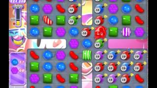 Candy Crush Saga Dreamworld Level 615 (Traumwelt)