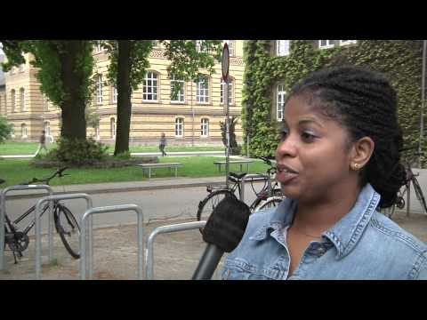 Studying at the University of Goettingen: Karen Small
