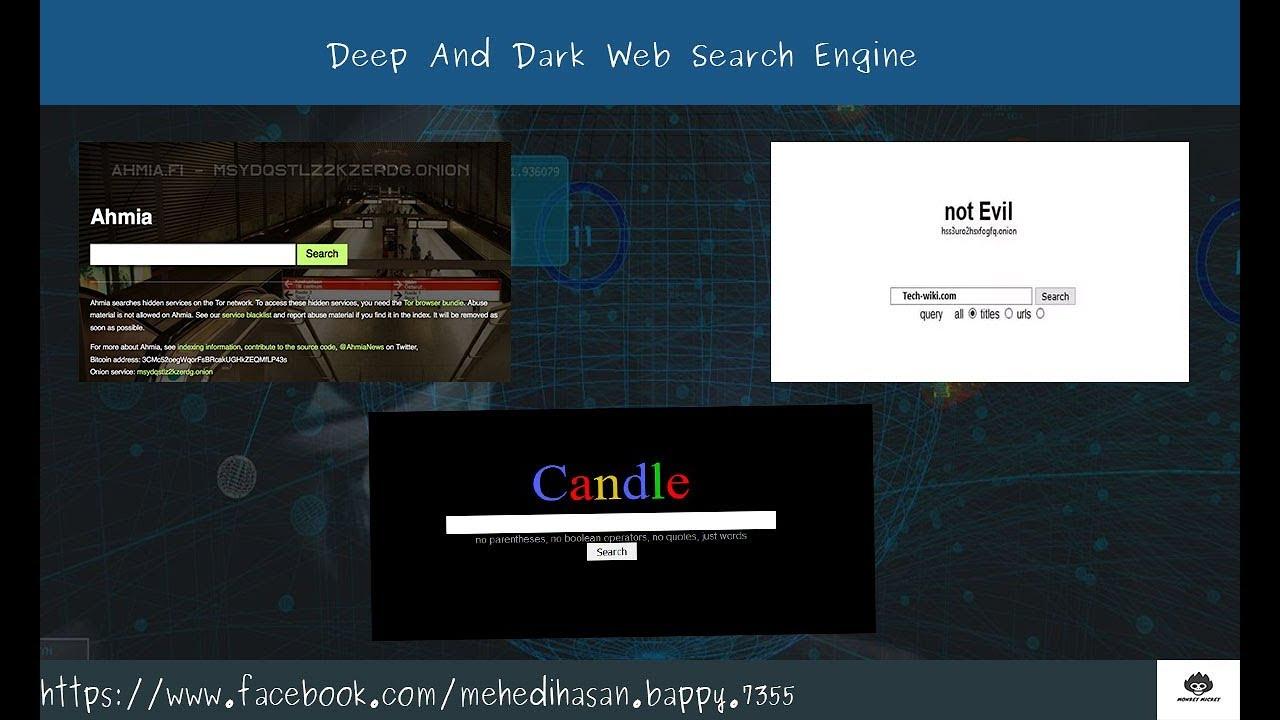 Deep And Dark Web Search Engine Tutorial In Bangla