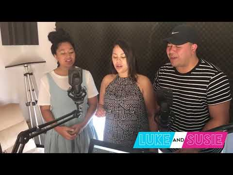 Tauren Wells - Hills and Valleys (cover by Resonate) with Luke and Susie