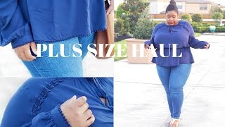 Plus Size Clothing Haul | Fashion to Figure & GS Loves Me