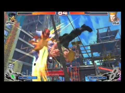 Video Reseña - Super Street Fighter IV 3D - Pixelania