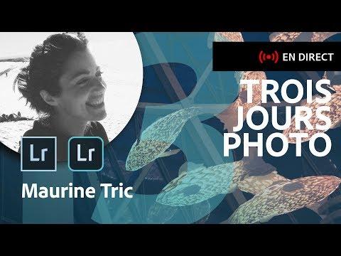 Trois Jours Photo 3/3   Une journée avec Maurine Tric   Adobe France