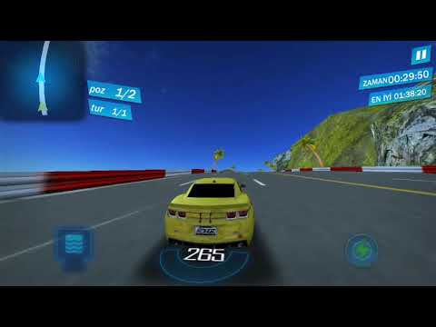 Download Street Racing 3d 300 km hız yapma