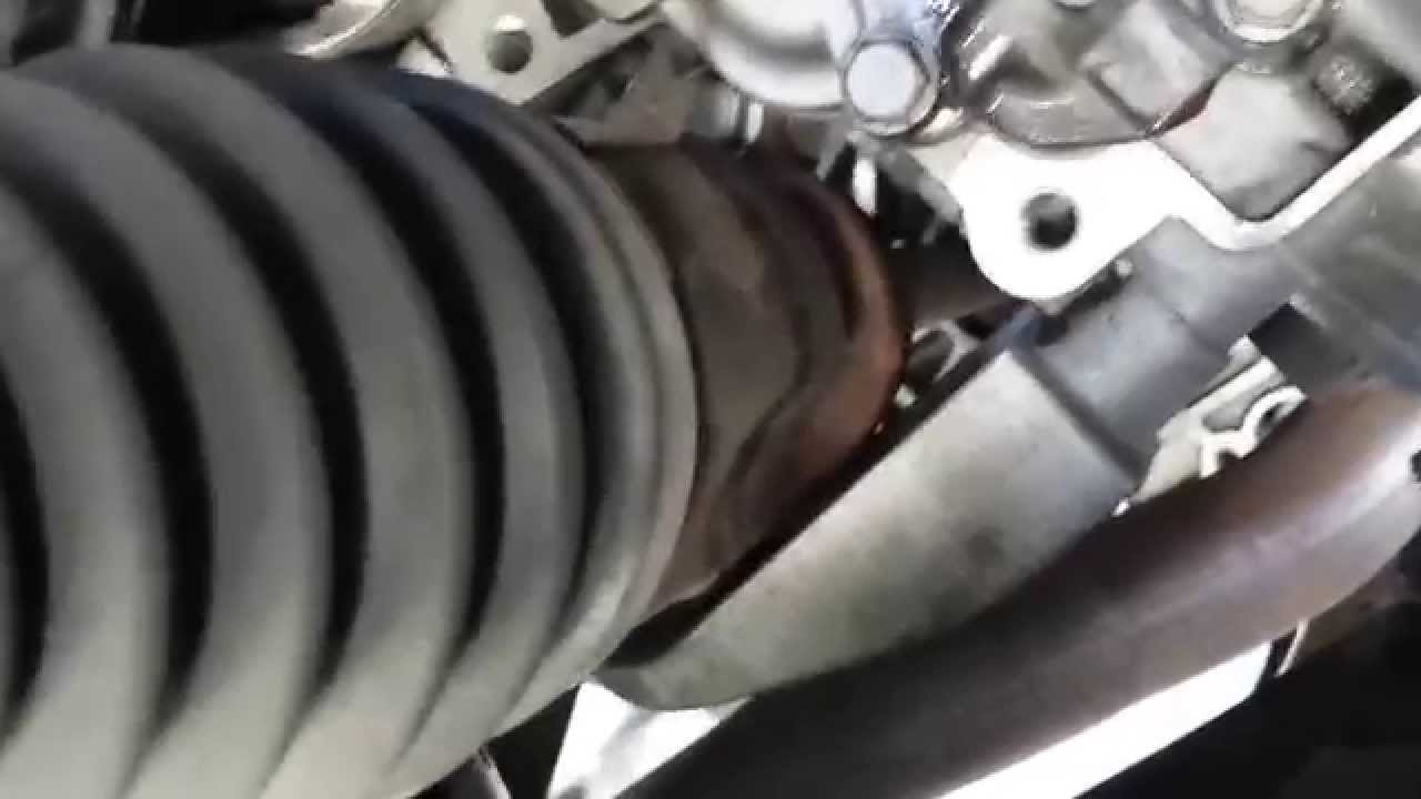 2011 GMC Acadia Coolant Leak YouTube