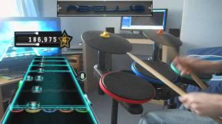 Sugar We're Goin' Down - Guitar Hero - Drums Expert