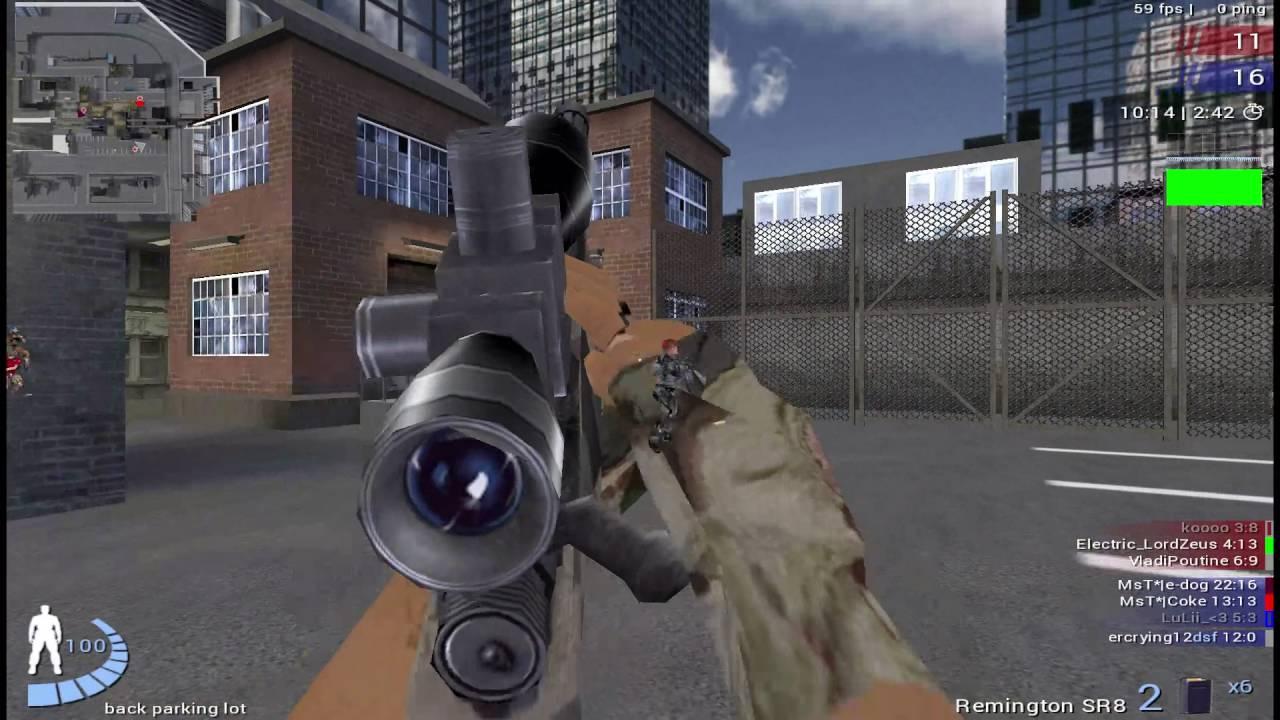 autoshoot urban terror