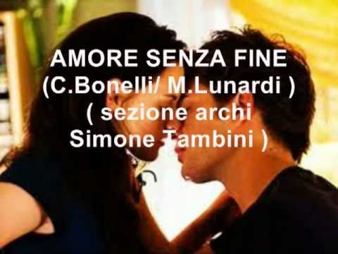 amore senza fine youtube