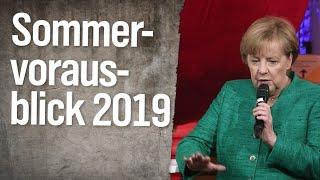 Der Sommervorausblick 2019