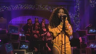 SZA - Love Galore (Mic Feed/Isolated Vocals Only) at Saturday Night Live