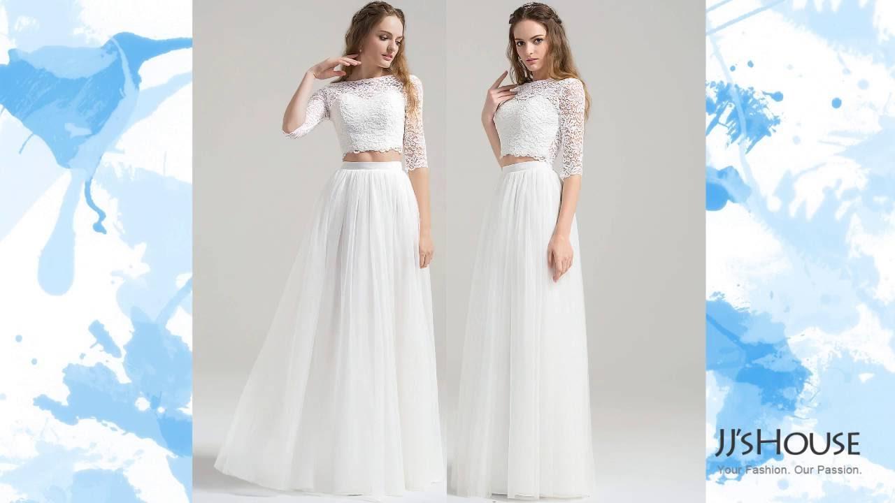 eb836bba1c6 JJ s House 2016 New Arrival Wedding dresses - YouTube