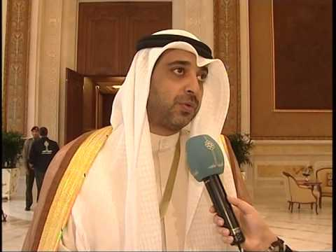 Interview: Sheikh Mohammad Abdullah Al-Sabah, State Minister for Cabinet Affairs, at 25th AL Summit