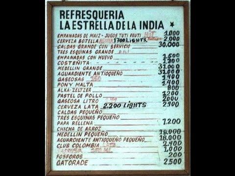 Coste de la Vida en Cartagena de Indias, Colombia