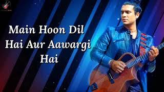 Aawargi Lyrics   Jubin nautiyal   The Dark Side Of Life Mumbai City