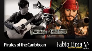 Baixar Pirates of the Caribbean on Fingerstyle by Fabio Lima