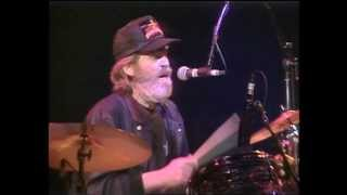 "Levon Helm, Ringo Starr and the 1989 All Starr Band ""Up On Cripple Creek"""