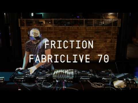 FABRICLIVE 70: Friction, recorded live at fabric (Promo Minimix)