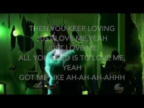 Love On The Brain- Rhianna Lyrics