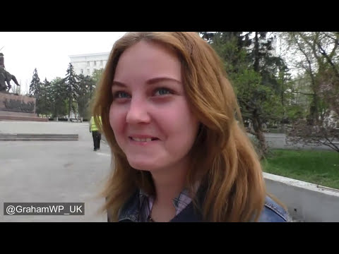 ❗ Rostov, Russia ❗ What do Russians think of President Putin❓❓