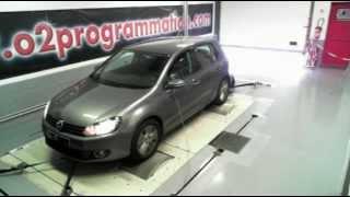 ::: o2programmation ::: Reprogrammation du moteur de la VW Golf 6 DSG7 1.6 tdi 105@148ch Paris