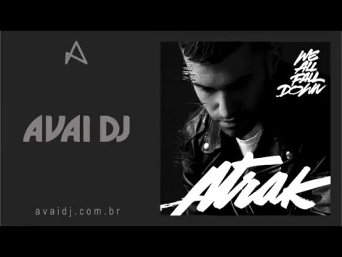 A-Trak Feat. Jamie Lidell - We All Fall Down (CID Remix)