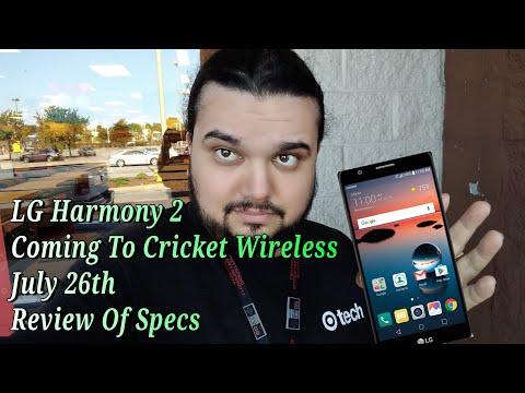 LG Harmony Video clips - PhoneArena