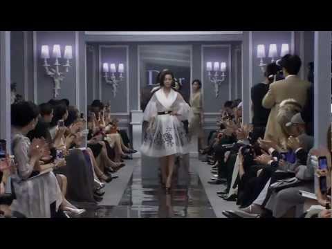 Dior Haute Couture Spring-Summer 2012 Report in Shanghai