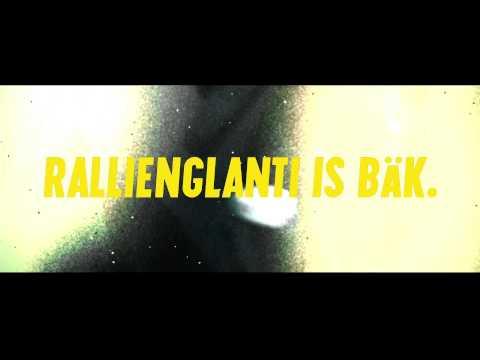 Rallienglanti is bäk: The kar was guut änd the tiim was fäntästik
